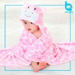 manta jirafa rosa baby fees (1)