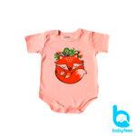 BODY zorro rosado – BABY FEES